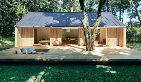 Muji Designs Pre Fab Affordable Home For Seniors