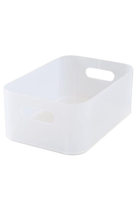 ポリプロピレンメイクボックス・1/2/無印良品