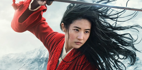 live-action film Mulan