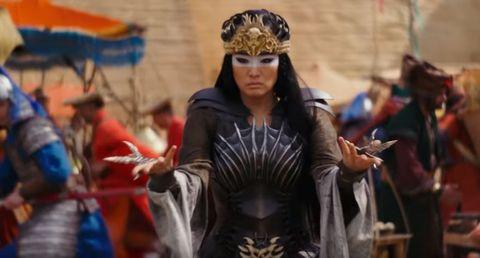 Mulan Trailer Teases New Villain Not In Disney Animated Original