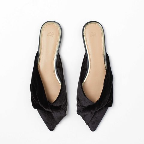 Footwear, Shoe, Beige, Slingback, Court shoe, Ballet flat, Wedge,