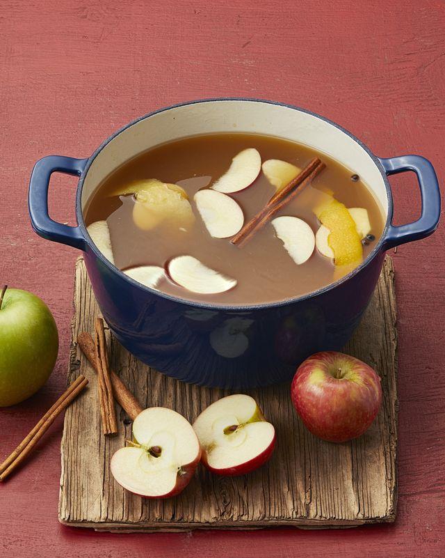 mulled apple cider recipe