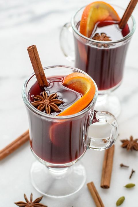 mulled wine slow cooker