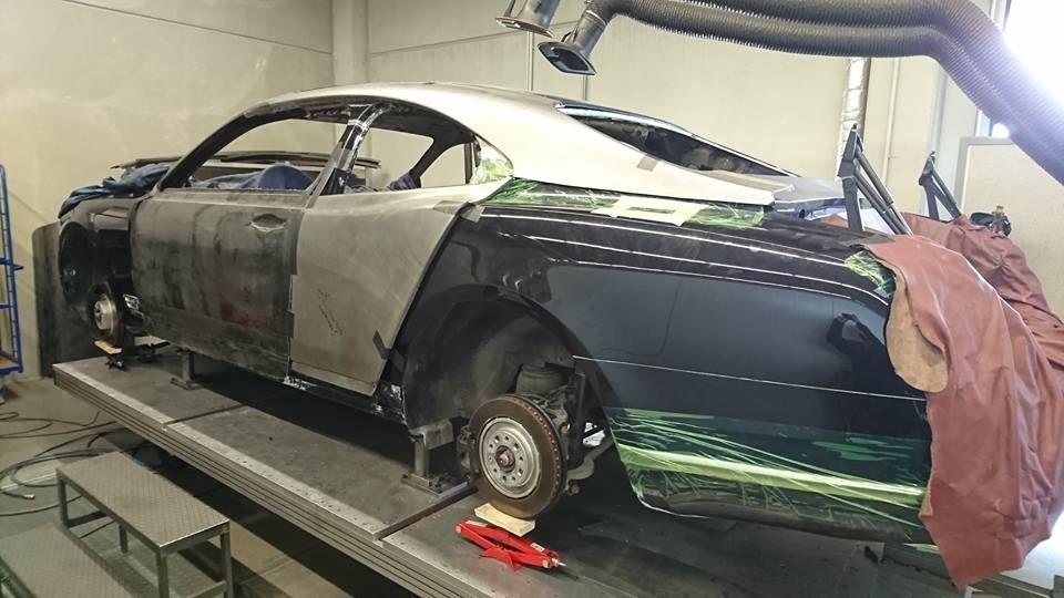 FacebookMcchip-Dkr & Bentley Mulsanne Coupe - Custom Mulsanne Two-Door