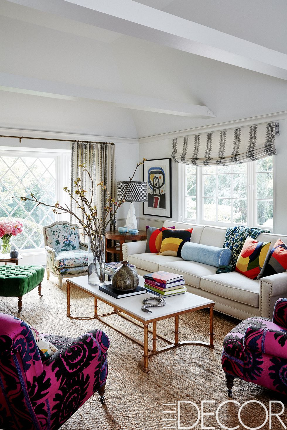 50 inspiring curtain ideas window drapes for living rooms rh elledecor com curtains styles for living room curtain ideas for living room modern