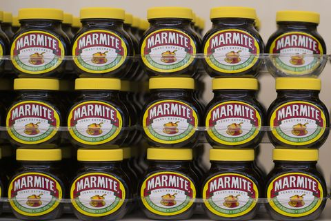 why you can't buy large jars of marmite right now