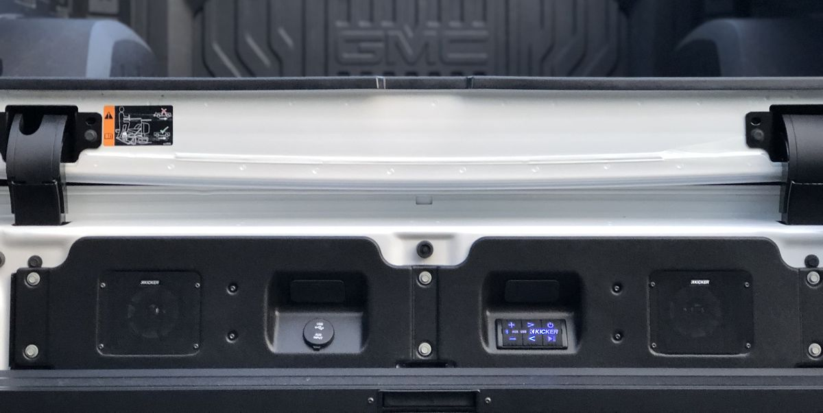 Tailgate Party: Pickup Tailgate Features Ranked: Chevrolet, Ford, GMC, Honda, and Ram
