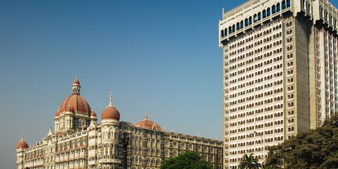 Bombay gate at mumbai West India