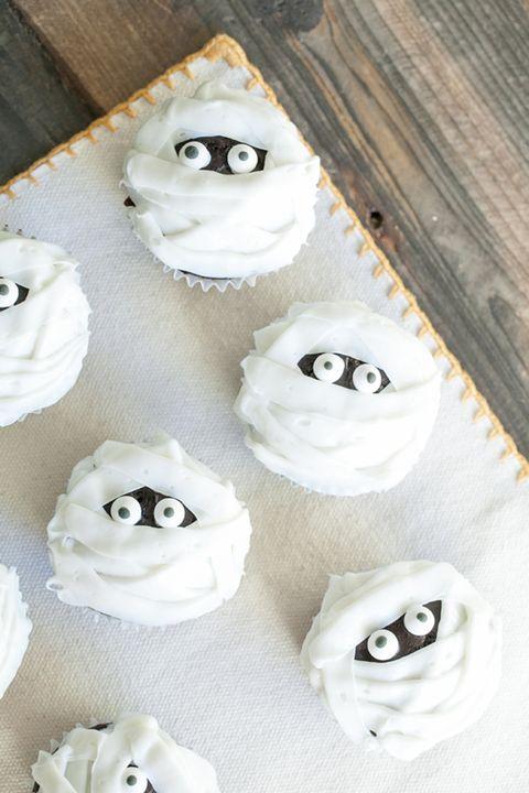 31 Cute Halloween Cupcakes