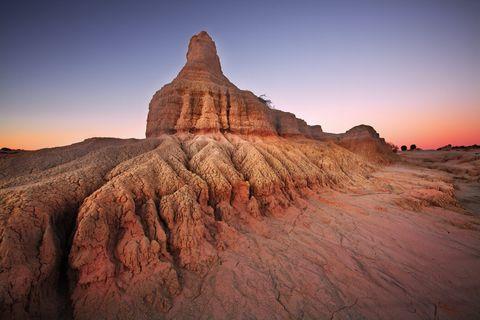 mungo national park, australian outback