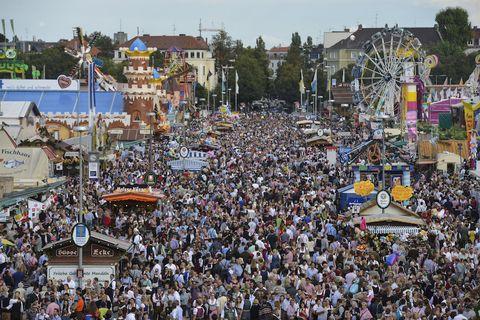 Crowd, People, Event, Public event, Festival, Fan, Photography, City, Carnival, Tourism,
