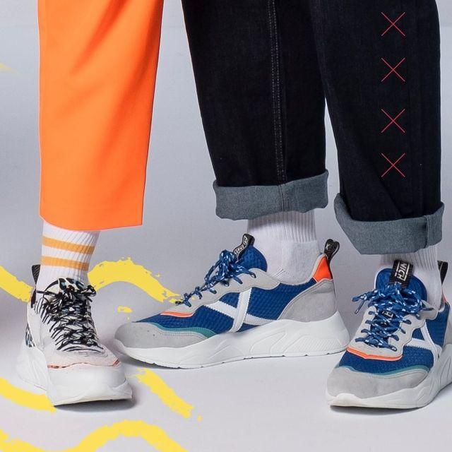 zapatillas de munich