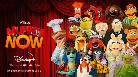 muppets release date poster