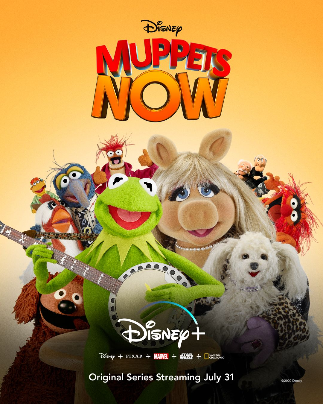 Disney Plus reveals new Muppets show will arrive very soon