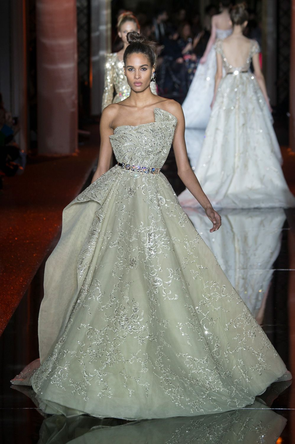 50 Couture Wedding Dresses Spring 2017 Bridal Gown Trends From Fashion Week