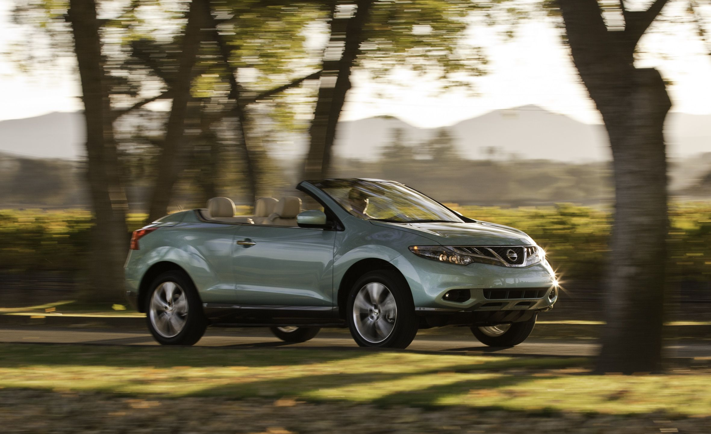 Nissan Murano CrossCabriolet (2011–2014) Allegedly, Nissan's now-former CEO Carlos Ghosn pushed the Murano CrossCabriolet into production because his wife liked the idea of it. Well, nobody (okay, almost nobody) else did.