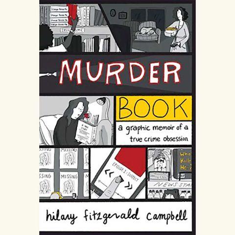 murder book, hilary fitzgerald campbell