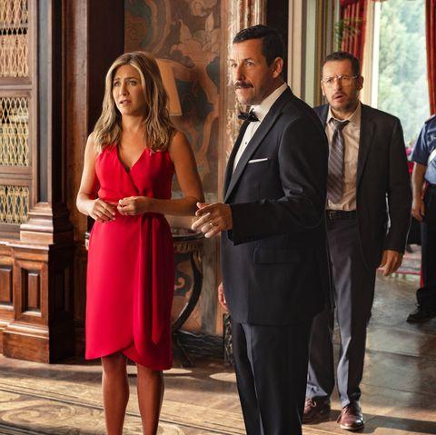 Netflix's Murder Mystery starring Adam Sandler and Jennifer Aniston sets a new record