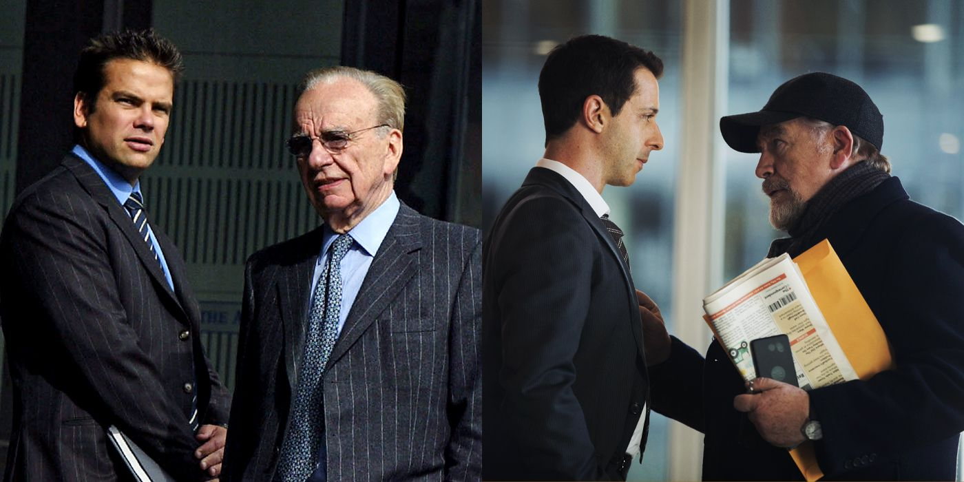 The New York Times Magazine story on the Murdoch family reads like a script of the HBO series.