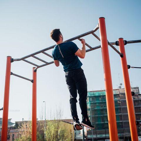 30日間,腕立て伏せ,スクワット,懸垂,ランニング,毎日続けて起きた筋肉の変化,効果,有酸素運動,自重トレーニング,murph, run,squats,pushups,pullups,