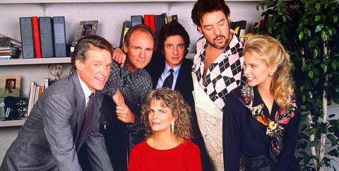 Then and Now: A Look at the Original 'Murphy Brown' Cast