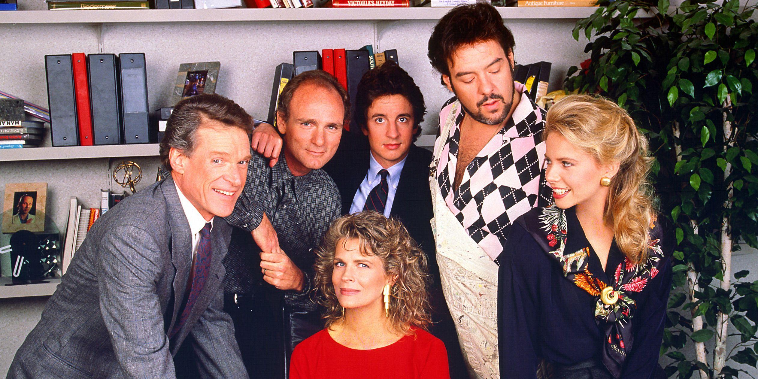 Murphy Brown 2018 Reboot Cast News Air Date Spoilers