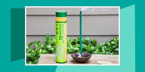 Murphy's mosquito repellent incense sticks