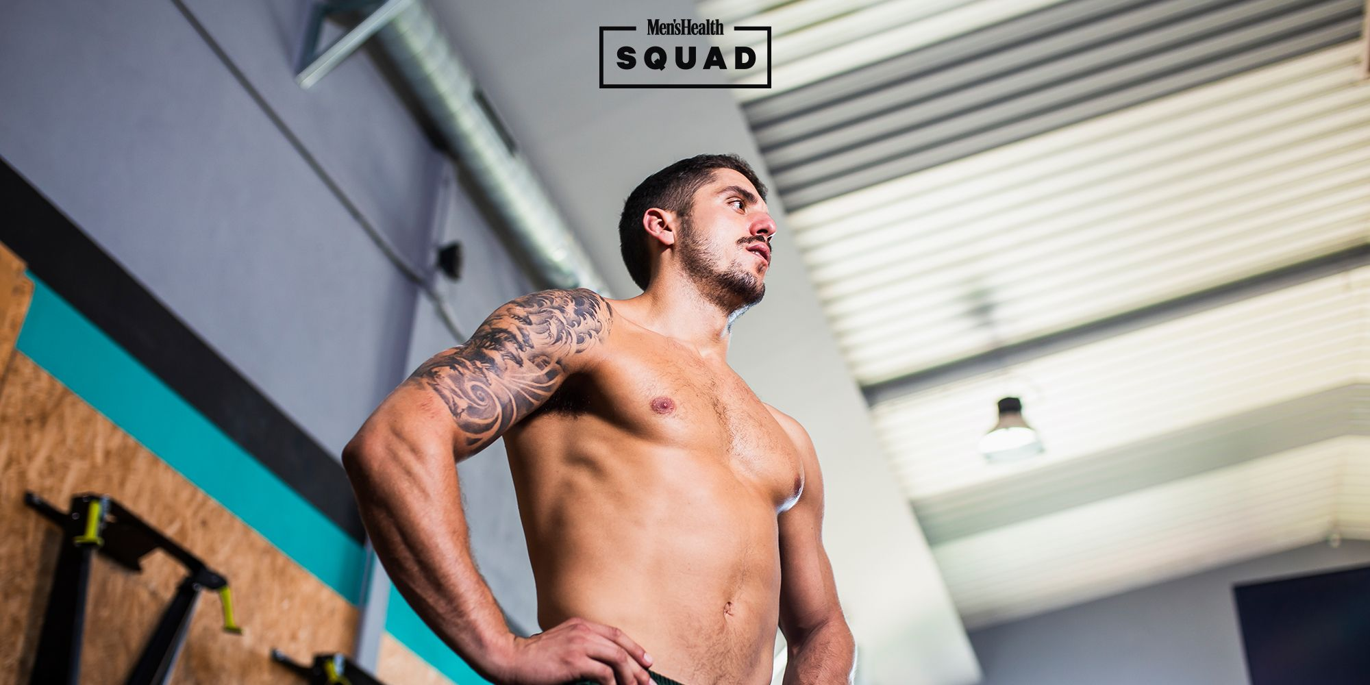 Supercharge Your Metabolism and Scorch Through Calories With This Leg-Day Burner