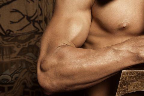 ejercicios para unos brazos grandes