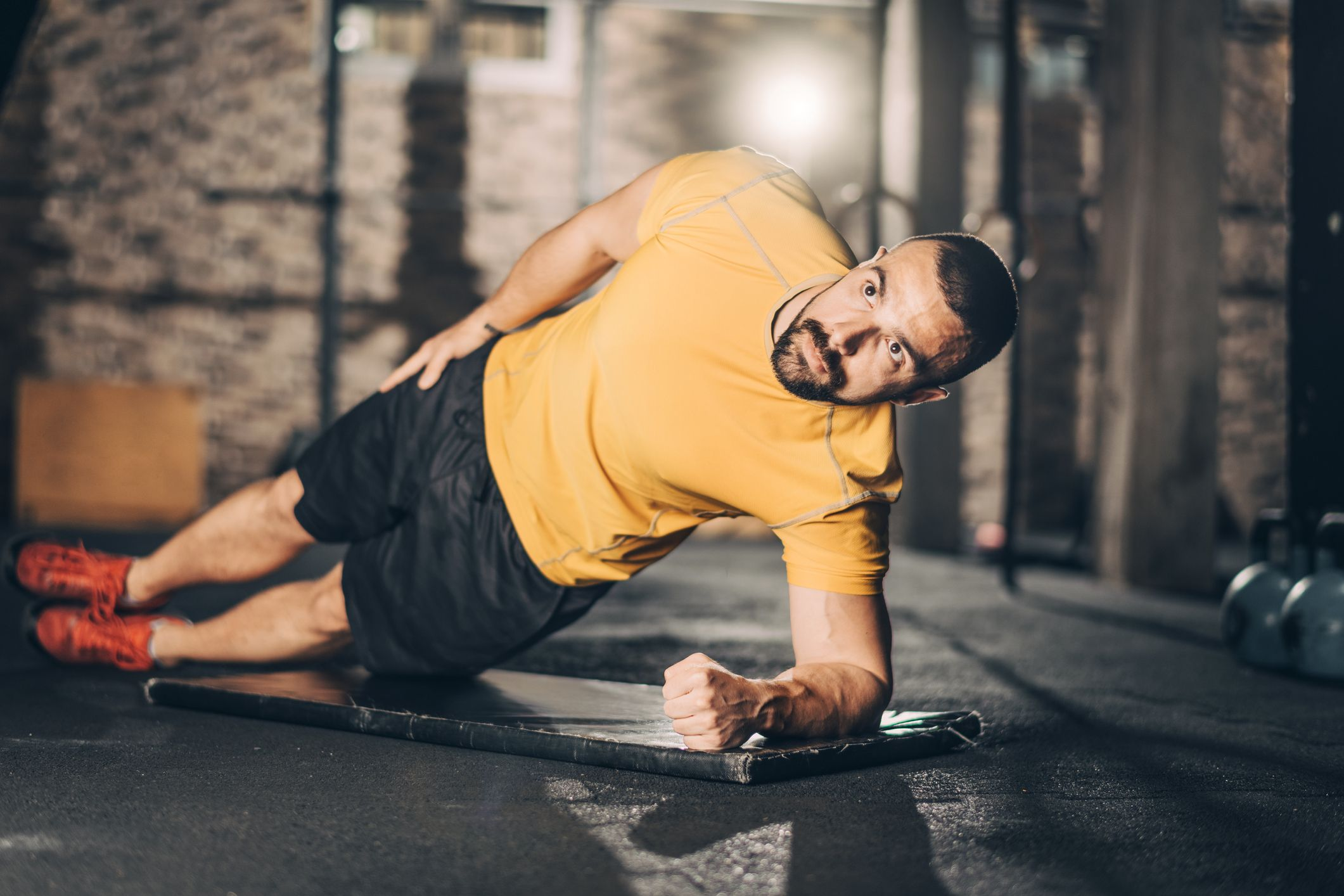 3 Core Stability Exercises You Should Do Every Day