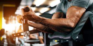 10 best exercises for building bigger biceps