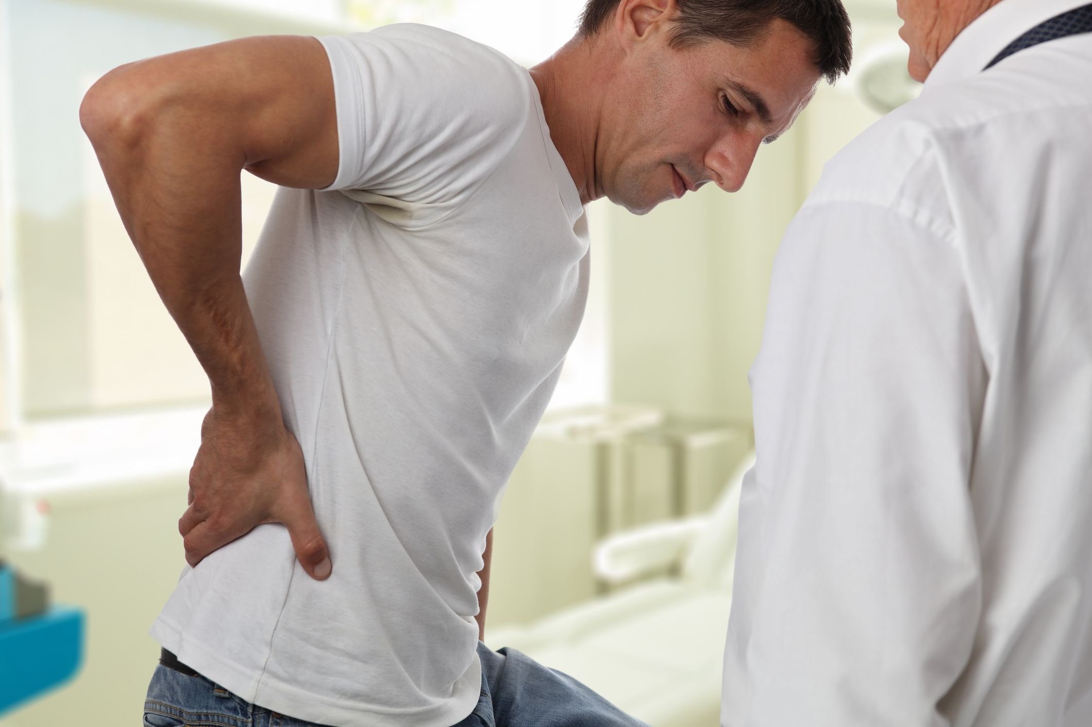 How to Solve Back Pain Without Surgery