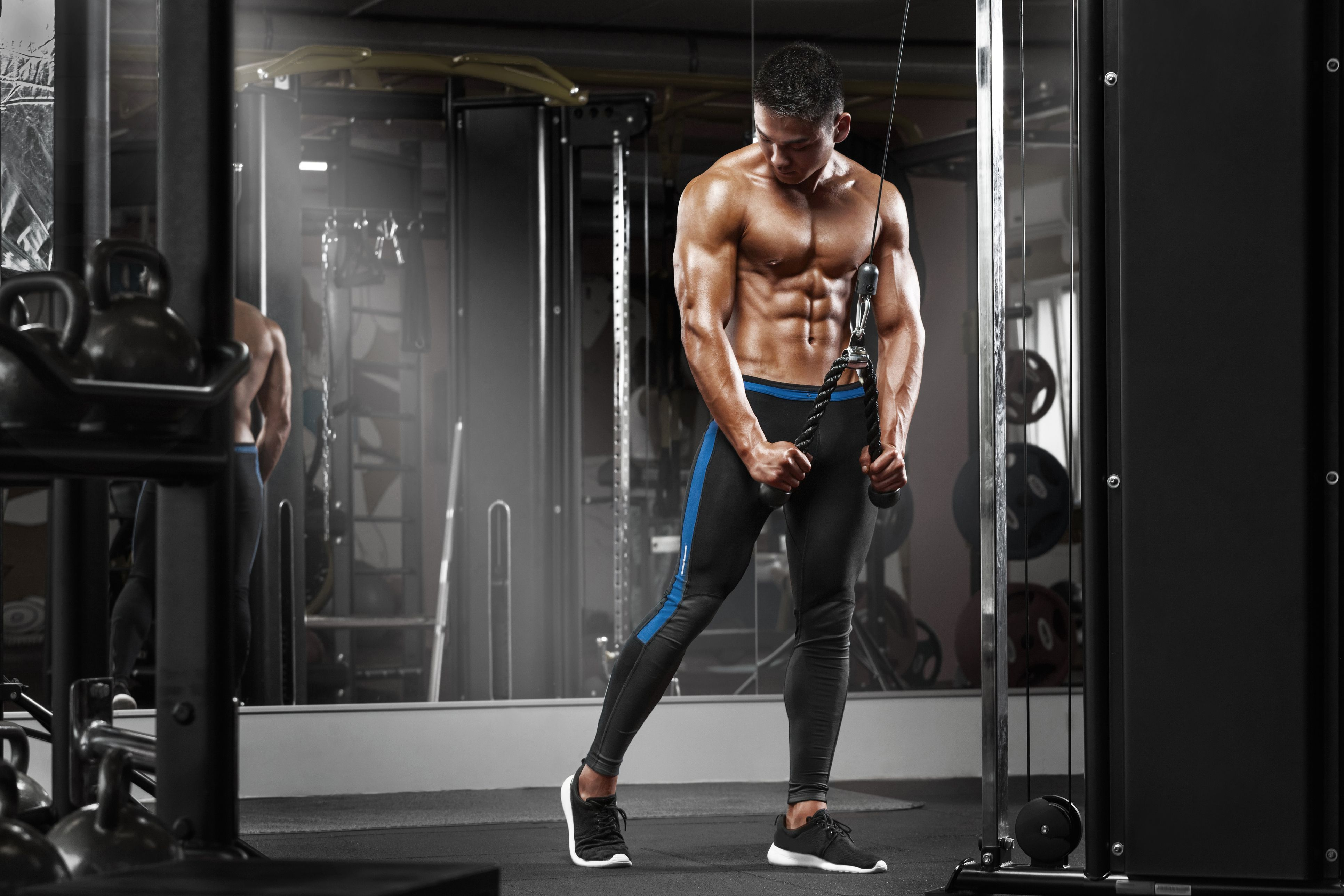 Tricep exercises of the best to build muscle