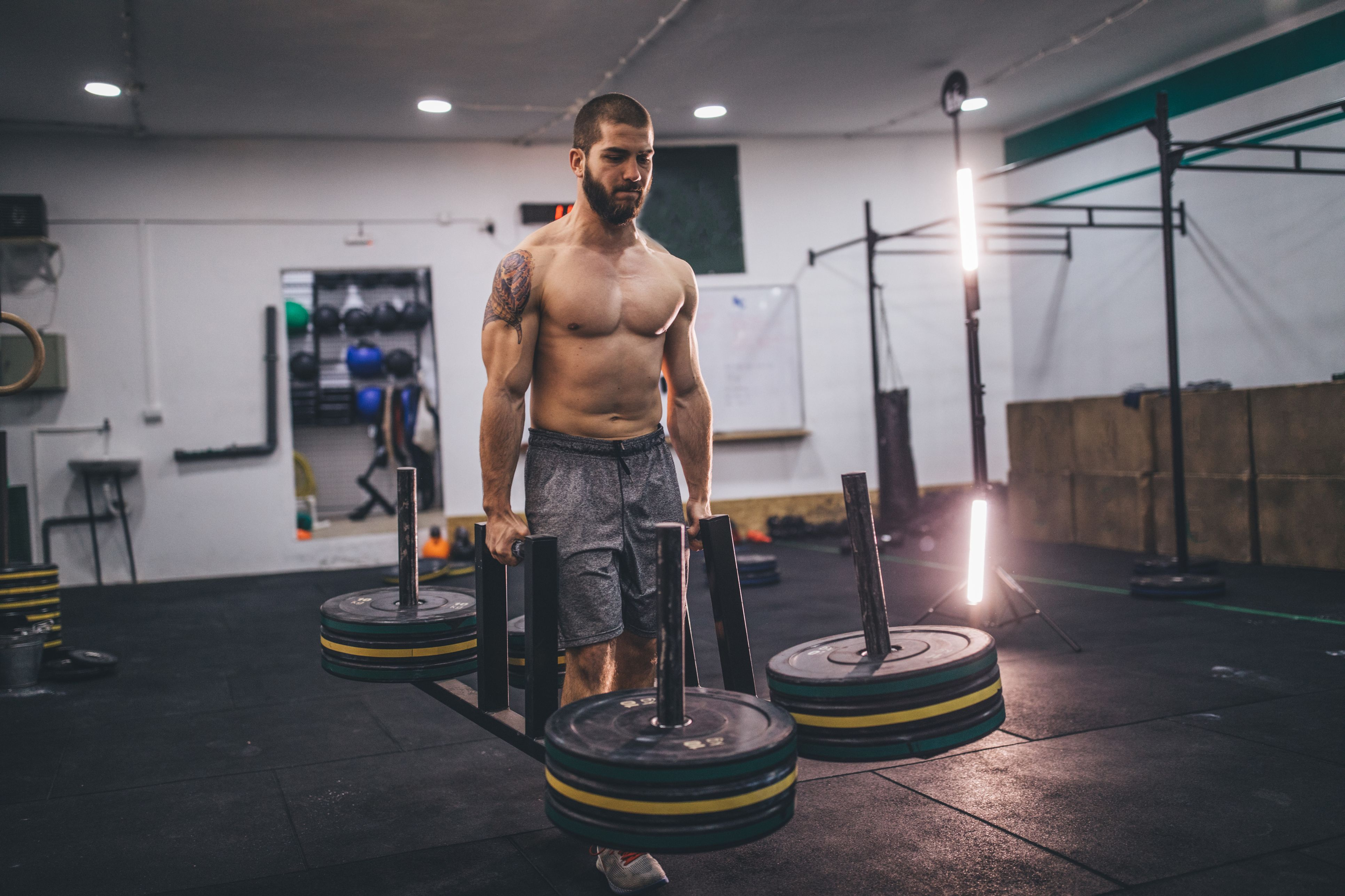 Loaded Carries Are Simple, Efficient—and They Work Your Whole Body