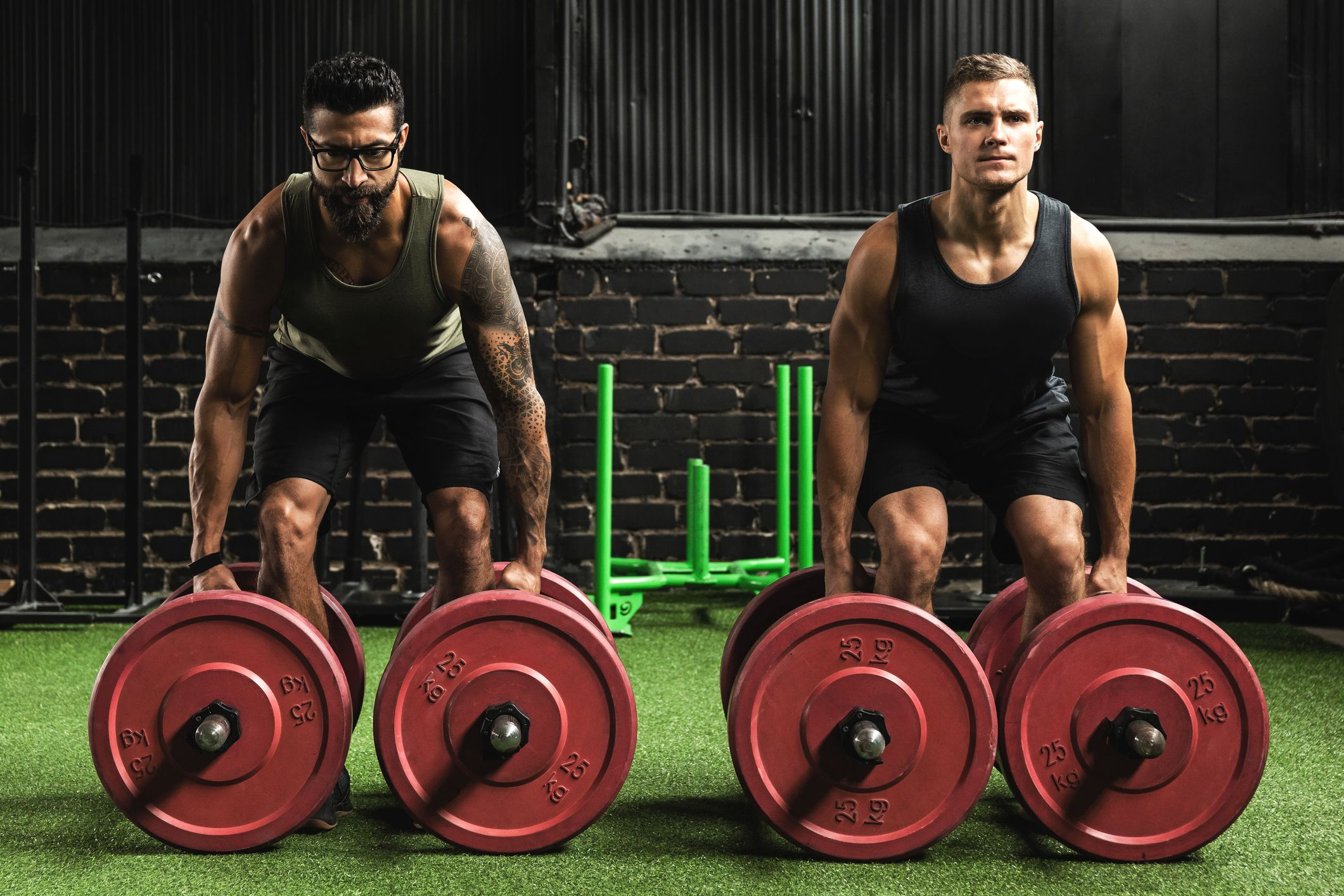 How Strongman Workouts Can Boost Your Testosterone