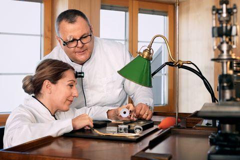 在ap博物館體驗製錶師的一天!「破解歷史密碼」大師班帶你親自製作機芯、解密百年腕錶工藝