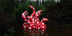 Museo de esculturas Kistefos Finlandia