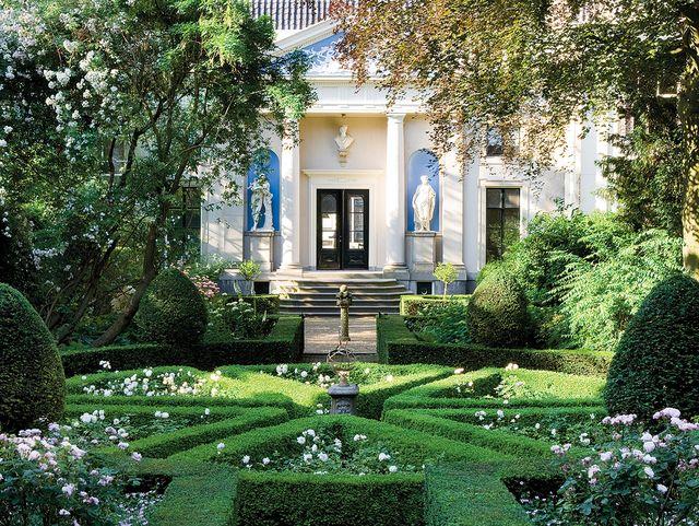 los jardines privados más bonitos del mundo