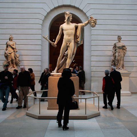 metropolitan museum of art announces layoffs