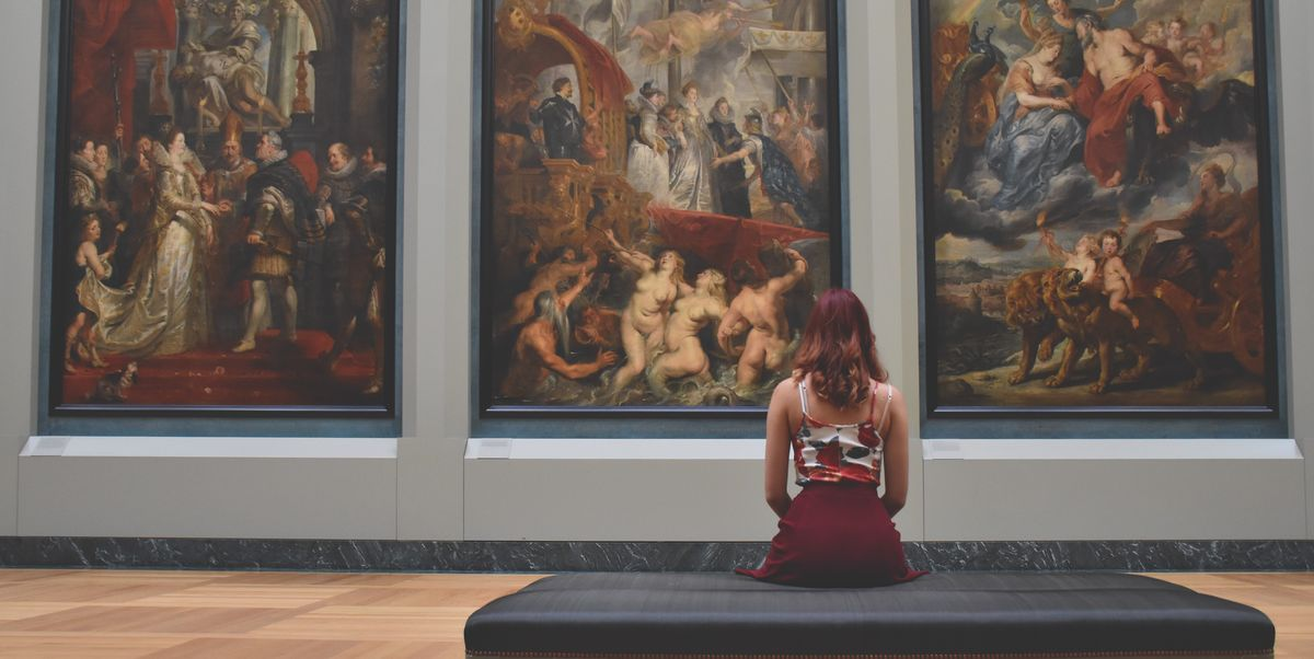 10 top virtual tours of European art galleries and museums