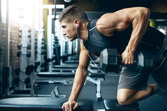 la mejor música para entrenar musculos