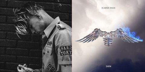 Zayn Malik esce con il nuovo album Icarus Falls che parla di miti, cadute e amore, of course