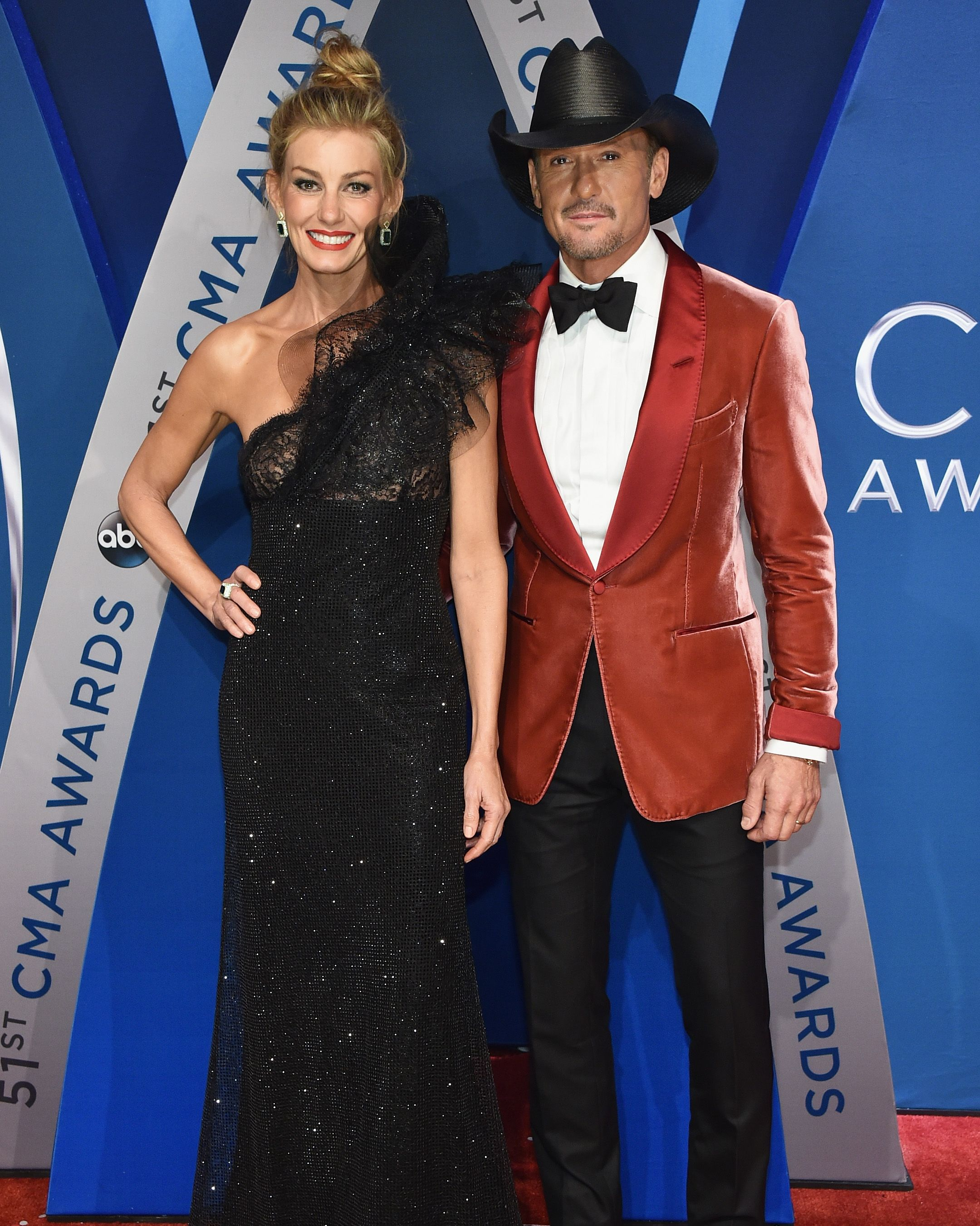 The 51st Annual CMA Awards - Arrivals