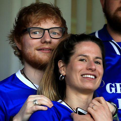 Who is Cherry Seaborn? - Meet Ed Sheeran's Pro Hockey Player Wife