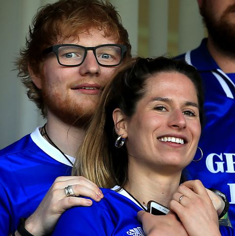 Image result for ed sheeran and cherry seaborn