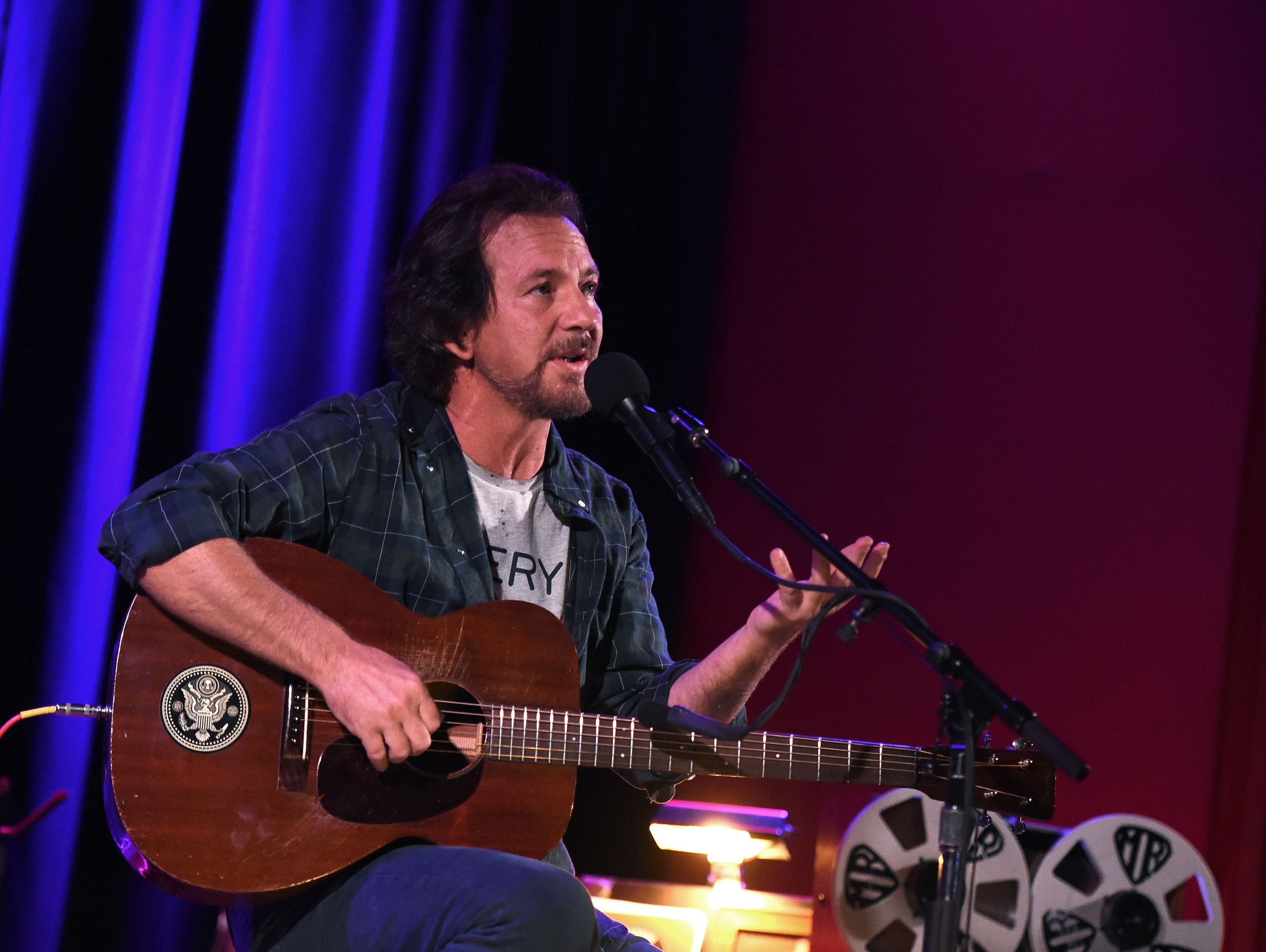 This Story About Eddie Vedder Reuniting With a Woman He Met 27 Years Ago Should Be a Movie