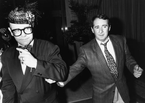 Inside Elton John's Complicated Relationship With Former Manager and Ex-Lover John Reid