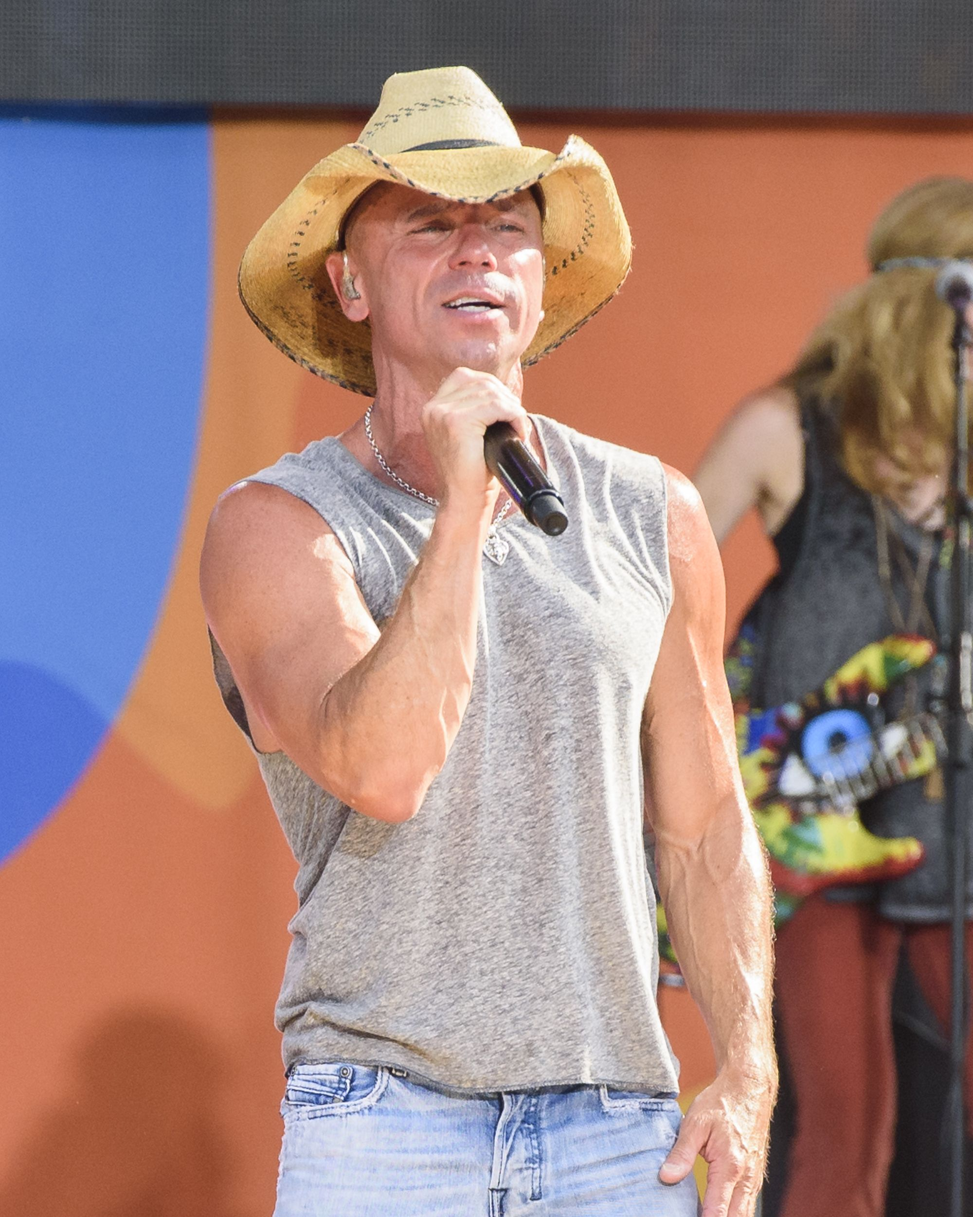 Kenny Chesney Performs On ABC's 'Good Morning America'