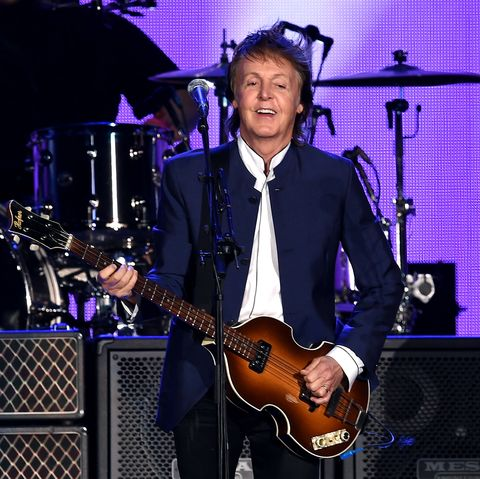 Paul McCartney Is Writing a Musical Version of It's a Wonderful Life