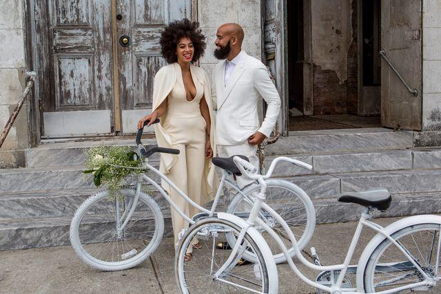 solange knowles marries alan ferguson   wedding day
